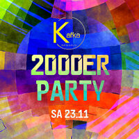 2k Night 2000er Party